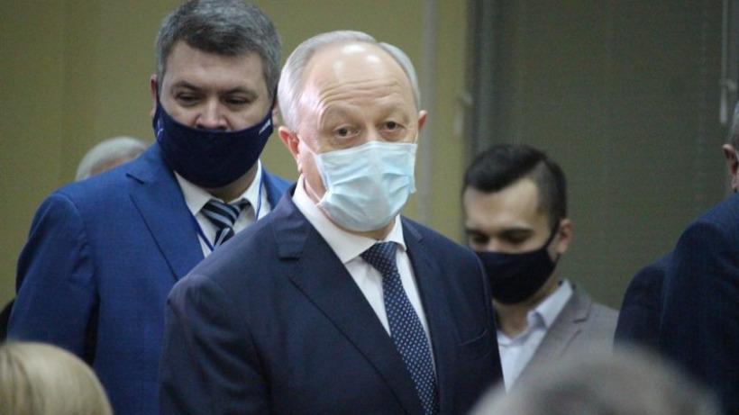 Во время отпуска Радаев поднялся в рейтинге губернаторов-инстаграмщиков