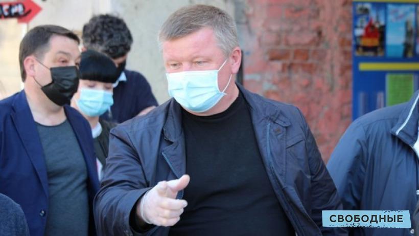 Мэр Саратова заявил о готовящихся в отношении него и его близких провокациях