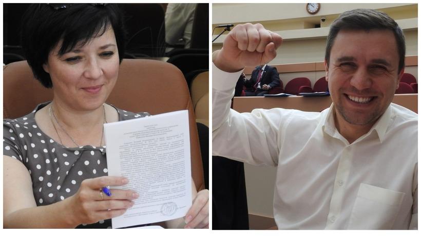 Избирком переписывался с минюстом из-за возможных связей Бондаренко со штабами Навального*