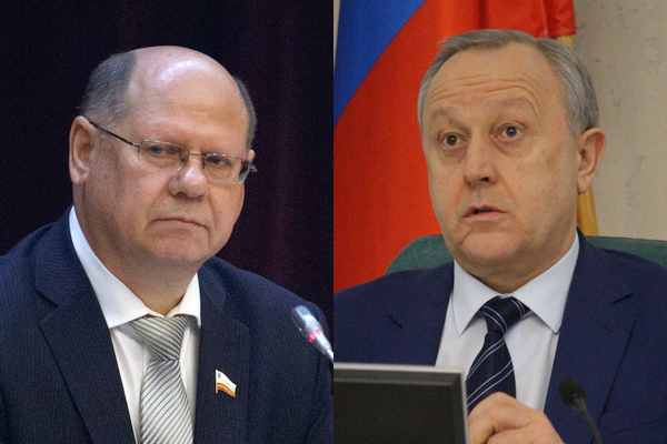 А губернатору Валерию Радаеву и председателю Саратовской областной думы Ивану Кузьмину надо понять: чей голос проигнорировать?