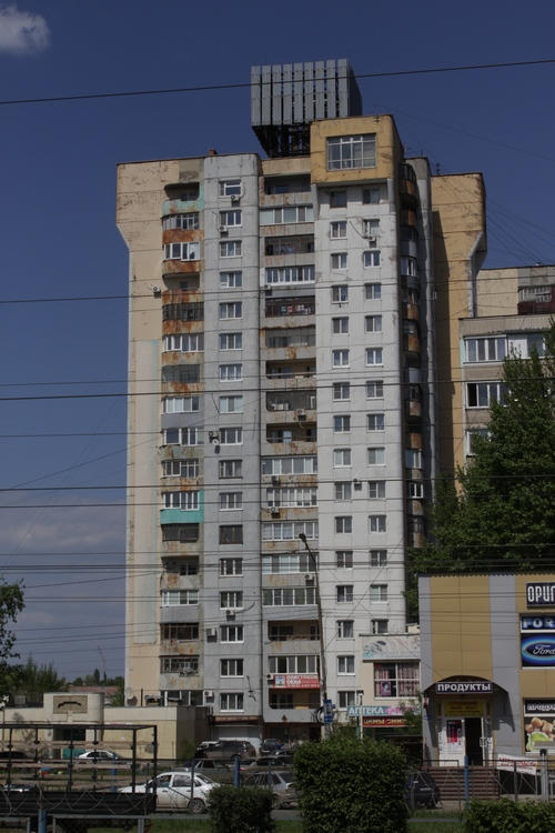 ул. Тархова, 1