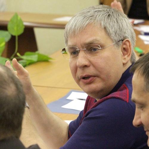 Сергей Курихин занялся воспитанием